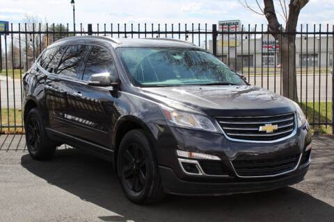 2016 Chevrolet Traverse for sale at Avanesyan Motors in Orem UT