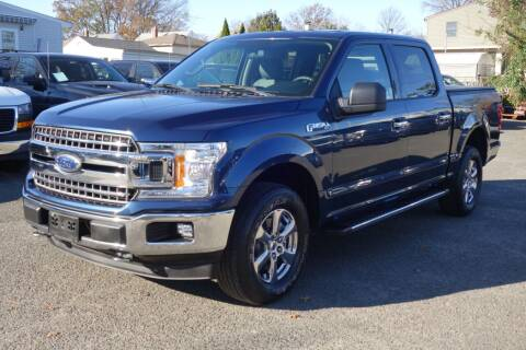 2018 Ford F-150 for sale at Olger Motors, Inc. in Woodbridge NJ