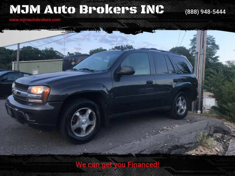 2007 Chevrolet TrailBlazer for sale at MJM Auto Brokers INC in Gloucester MA