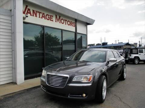 2013 Chrysler 300 for sale at Vantage Motors LLC in Raytown MO