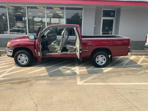2002 Toyota Tundra for sale at A & K Auto Sales in Mauldin SC