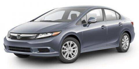 2012 Honda Civic for sale at DICK BROOKS PRE-OWNED in Lyman SC