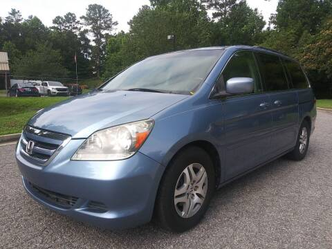2006 Honda Odyssey for sale at Final Auto in Alpharetta GA