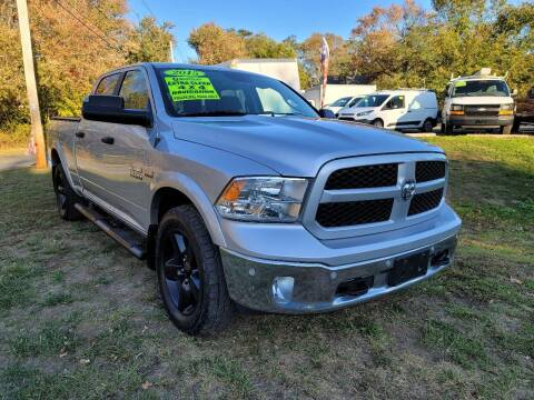 2015 RAM Ram Pickup 1500 for sale at Showcase Auto & Truck in Swansea MA