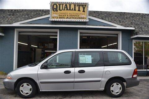 2001 Ford Windstar for sale at Quality Pre-Owned Automotive in Cuba MO