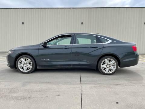 2015 Chevrolet Impala for sale at TnT Auto Plex in Platte SD