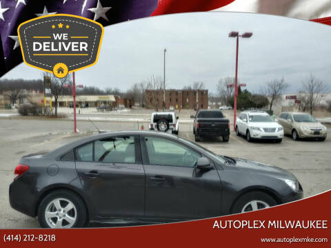 2014 Chevrolet Cruze for sale at Autoplex 3 in Milwaukee WI