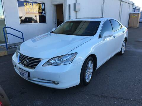 2008 Lexus ES 350 for sale at Safi Auto in Sacramento CA