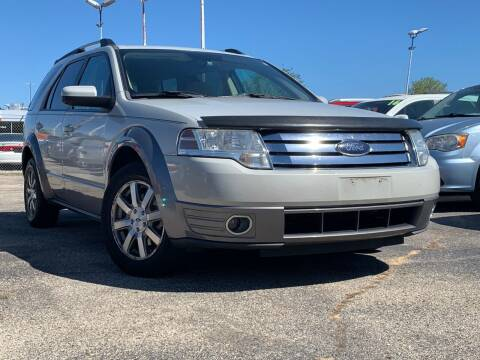 2008 Ford Taurus X for sale at HIGHLINE AUTO LLC in Kenosha WI