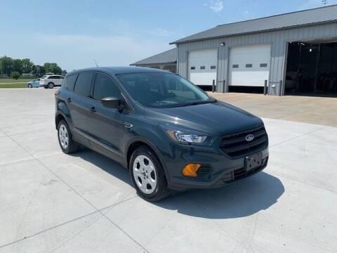 2019 Ford Escape for sale at Burtle Motors in Auburn IL