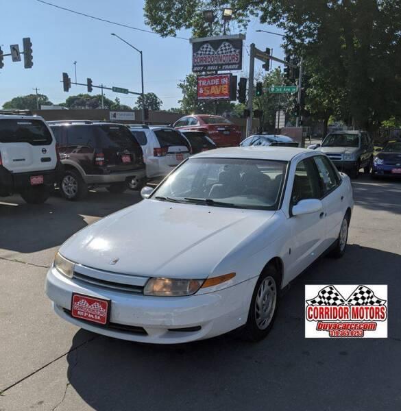 2000 Saturn L-Series for sale at Corridor Motors in Cedar Rapids IA