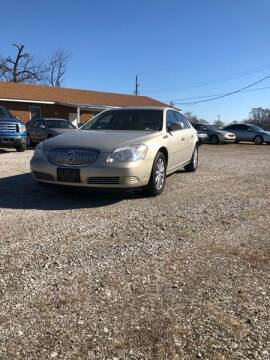 2009 Buick Lucerne for sale at Marti Motors Inc in Madison IL