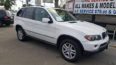 2006 BMW X5 for sale at Shick Automotive Inc in North Hills CA