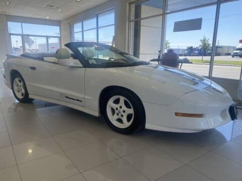 1994 Pontiac Firebird for sale at Bulldog Motor Company in Borger TX