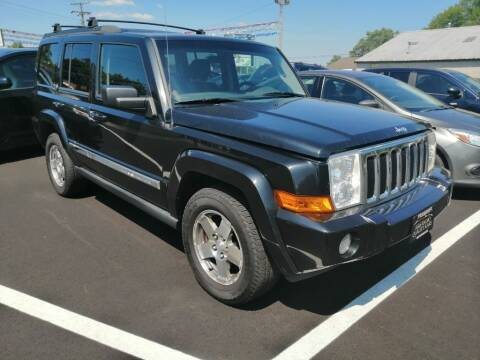 2010 Jeep Commander for sale at KRIS RADIO QUALITY KARS INC in Mansfield OH