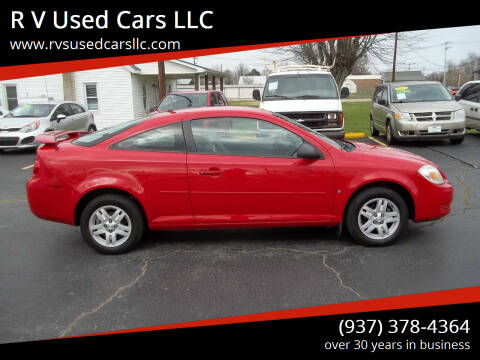 2008 Chevrolet Cobalt for sale at R V Used Cars LLC in Georgetown OH