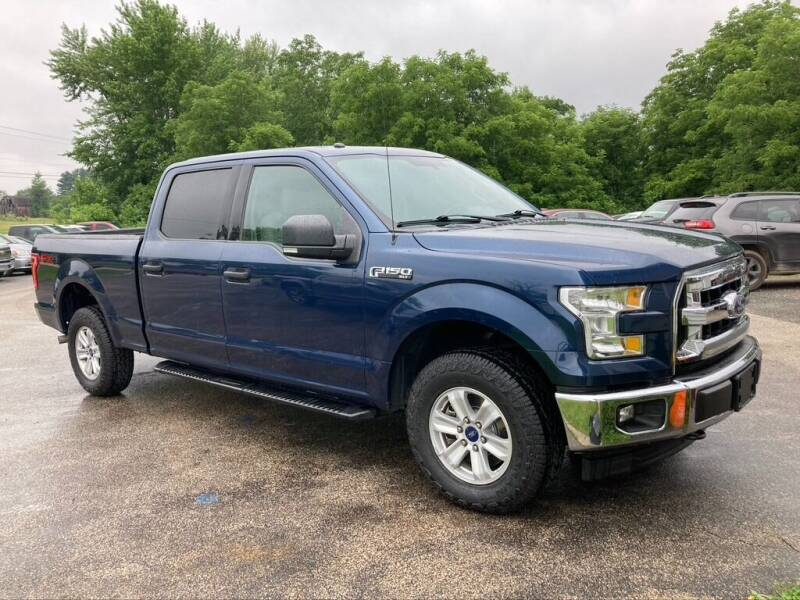 2017 Ford F-150 for sale at Deals on Wheels Auto Sales in Scottville MI