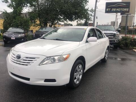 2008 Toyota Camry for sale at RT28 Motors in North Reading MA