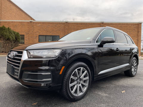 2017 Audi Q7 for sale at Vantage Auto Wholesale in Lodi NJ