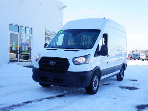 2020 Ford Transit Cargo for sale at FOWLERVILLE FORD in Fowlerville MI