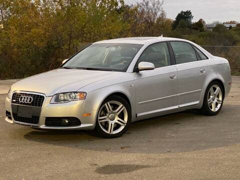 2008 Audi A4 for sale at Schaumburg Motor Cars in Schaumburg IL