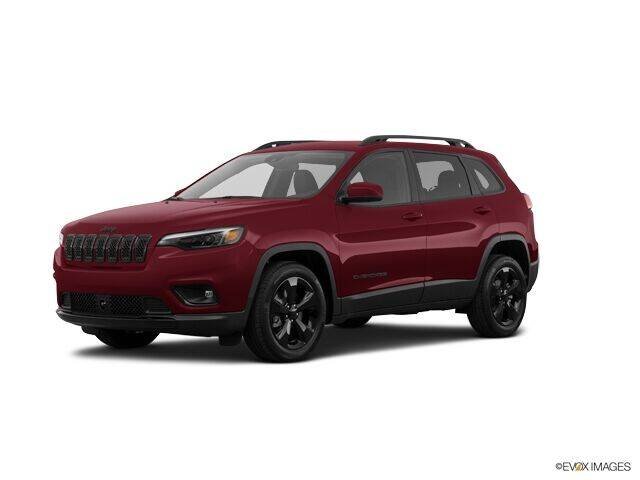 2021 Jeep Cherokee for sale at Greenway Automotive GMC in Morris IL