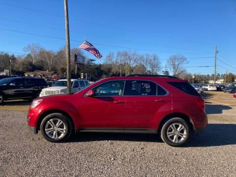 2015 Chevrolet Equinox for sale at Joye & Company INC, in Augusta GA