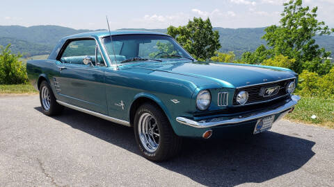 1966 Ford Mustang for sale at Rare Exotic Vehicles in Weaverville NC