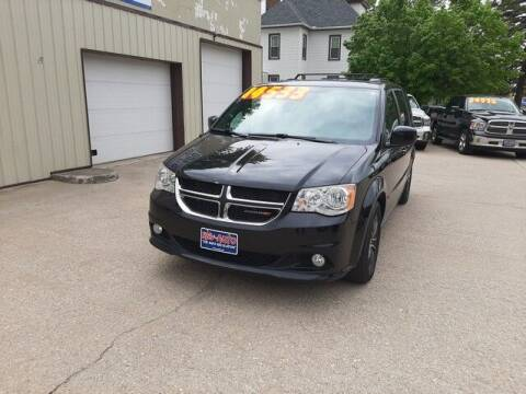 2017 Dodge Grand Caravan for sale at Rev Auto in Clarion IA