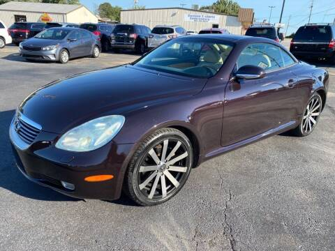 2002 Lexus SC 430 for sale at Modern Automotive in Boiling Springs SC