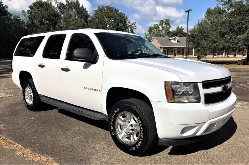 2011 Chevrolet Suburban for sale at Prime Autos in Vidor TX