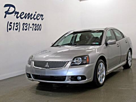 2010 Mitsubishi Galant for sale at Premier Automotive Group in Milford OH