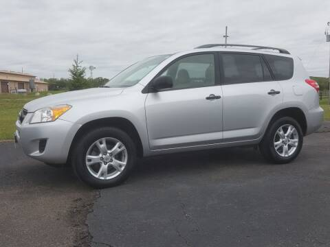 2009 Toyota RAV4 for sale at Green Valley Sales & Leasing in Jordan MN