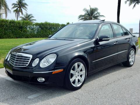 2008 Mercedes-Benz E-Class for sale at VE Auto Gallery LLC in Lake Park FL
