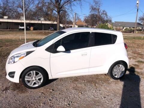 2014 Chevrolet Spark for sale at Bryans Car Corner in Chickasha OK