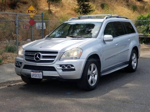2010 Mercedes-Benz GL-Class for sale at Gateway Motors in Hayward CA