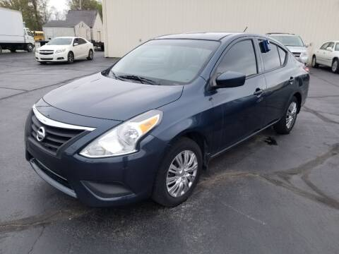 2016 Nissan Versa for sale at Larry Schaaf Auto Sales in Saint Marys OH