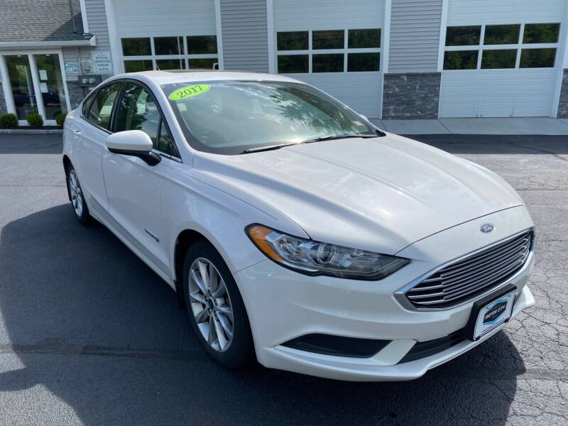 2017 Ford Fusion Hybrid for sale in Rochester, NH