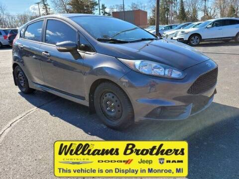 2017 Ford Fiesta for sale at Williams Brothers - Pre-Owned Monroe in Monroe MI