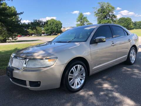 2006 Lincoln Zephyr for sale at COUNTRYSIDE AUTO SALES 2 in Russellville KY