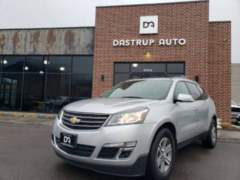 2016 Chevrolet Traverse for sale at Dastrup Auto in Lindon UT
