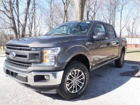 2020 Ford F-150 for sale at Kenny Vice Ford Sales Inc - New Inventory in Ladoga IN