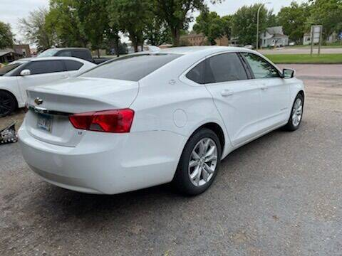 2017 Chevrolet Impala for sale at WINDOM AUTO OUTLET LLC in Windom MN