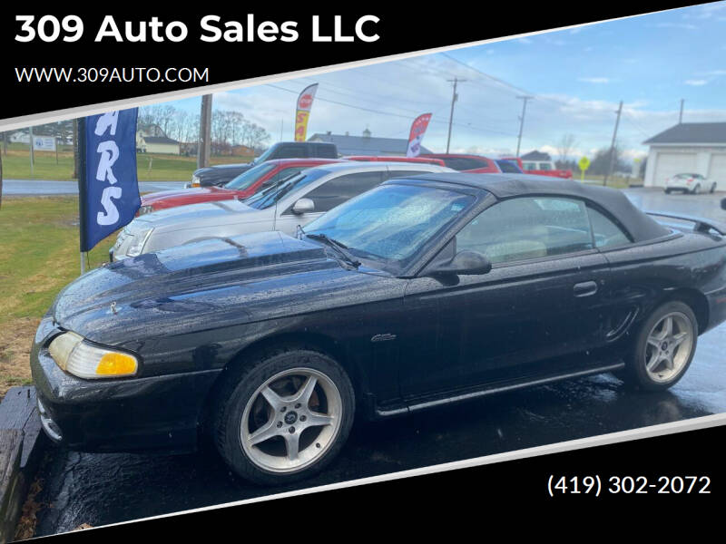 1996 Ford Mustang for sale at 309 Auto Sales LLC in Harrod OH