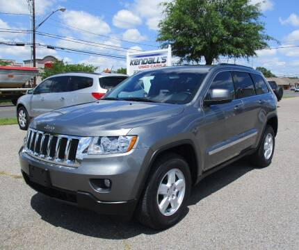 2012 Jeep Grand Cherokee for sale at Kendall's Used Cars 2 in Murray KY
