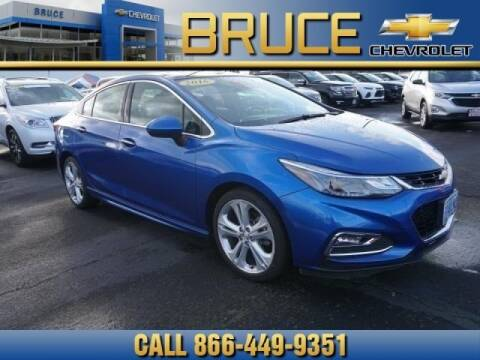 2016 Chevrolet Cruze for sale at Medium Duty Trucks at Bruce Chevrolet in Hillsboro OR