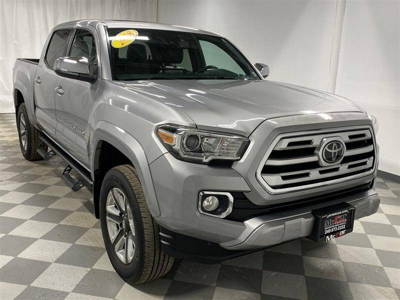 2018 Toyota Tacoma for sale at Mr. Car LLC in Brentwood MD