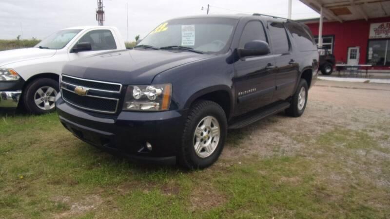 2008 Chevrolet Suburban for sale at 6 D's Auto Sales MANNFORD in Mannford OK