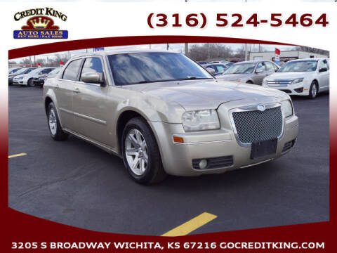 2006 Chrysler 300 for sale at Credit King Auto Sales in Wichita KS
