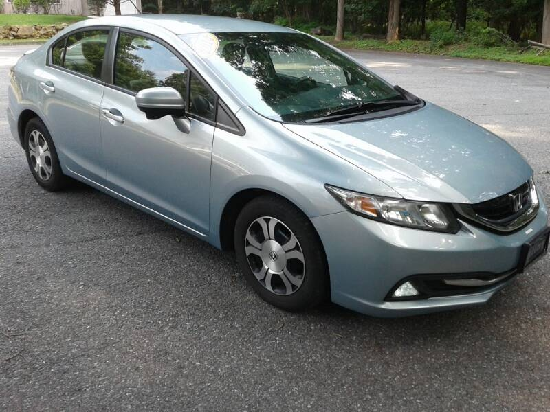 2014 Honda Civic for sale at ELIAS AUTO SALES in Allentown PA